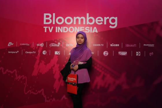 Bloomberg TV Indonesia 21 Februari 2014 - FRIDAY NIGHT BUSINESS LOUNGE 'Kolaborasi Untuk Negeri' at The Foundry SCBD