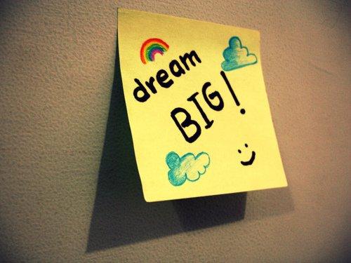 Bermimpilah!